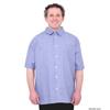adaptive apparel: Silverts - Open Back Snap Shirt