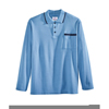 Silverts Adaptive Polo Shirt Top For Men SIL 507810501