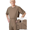 adaptive apparel: Silverts - Alzheimer's Anti-Strip Jumpsuit