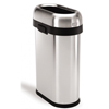 Simplehuman 50L (12 Gallons) Slim Open Can Waste Receptacle SIM CW1467