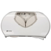San-jamar-bathroom-tissue-dispensers: San Jamar® Twin Jumbo Bath Tissue Dispenser