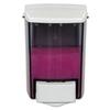 San Jamar San Jamar® Oceans™ Soap and Hand Sanitizer Dispenser SJM S30TBK