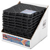 San Jamar San Jamar® Versa-Mat® Bar-Shelf Liner SJM VM5280BK