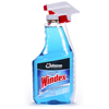 cleaning chemicals, brushes, hand wipers, sponges, squeegees: Windex® Formula Glass Cleaner with Ammonia-D, 32oz Trigger Bottle