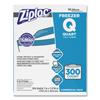 SC Johnson Professional Ziploc® Zipper Freezer Bags SJN 696187