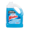 glass cleaner: Windex® Formula Glass & Surface Cleaner, 1gal Bottle, 4/Carton
