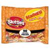 M & M Mars Wrigleys® Skittles/Starburst Fun Size SKT 34777
