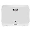 hand dryers: Sky - Slender Auto Hi-Speed Dryer, White