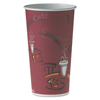 Solo Solo Polycoated Hot Paper Cups, 20 oz SLO 420SI