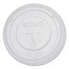 Solo Solo PETE Plastic Flat Straw-Slot Cold Cup Lids SLO 668TS