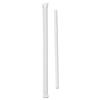 Solo Solo Wrapped Jumbo Flexible Straws SLO 875WX2050PK