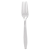 cutlery and servingware: Solo Guildware® Extra Heavyweight Plastic Cutlery