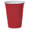 Solo Solo Party Plastic Cold Drink Cups SLO P16RLRCT