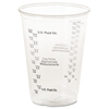 Solo SOLO® Cup Company Clear Graduated Medical Cups SLO T10GMJM319
