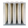 Air and HVAC Filters: Purolator - Serva-Cell® VA V-Configuration Rigid Cell Filter, MERV Rating : 12