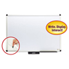 Presentation Boards: Smead® Justick by Smead® White Board with Frame