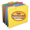 Smead Smead® Reinforced Top Tab Colored File Folders SMD11993