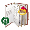 Smead Smead® 100% Recycled Pressboard Classification Folders SMD14099