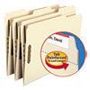 Clean and Green: Smead® Top Tab Fastener Folders