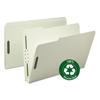 Smead Smead® 100% Recycled Pressboard Fastener Folders SMD 20004