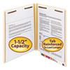 Smead Smead® Heavyweight Manila End Tab Folders with Fasteners SMD34276