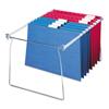 Smead Hanging Folder Frame, Letter Size, 23-27 Long, Steel, 2/Pack SMD 64872