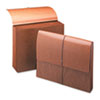 Clean and Green: Smead® Leather-Like Expanding Partition Wallets
