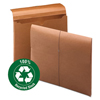 Smead Smead® 100% Recycled Redrope Wallet SMD 77170