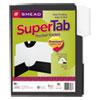 Smead Smead® SuperTab® Two-Pocket Folder SMD 87963