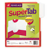 Smead Smead® SuperTab® Two-Pocket Folder SMD 87966