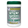 Clean and Green: Safety Towels