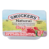 J.M. Smucker Co. Smuckers 1/2 Ounce Natural Jam SMU8201