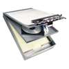 Saunders Cruiser Mate Aluminum Storage Clipboard SND 21017