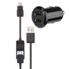 Scosche Scosche® strikeDRIVE™ pro USB Car Charger SOS 12MC242M