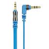 Scosche Scosche® flatOUT Audio Cable SOS AUX3FBL