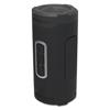 Scosche boomBOTTLE H2O+ Rugged Waterproof Wireless Speaker, Black/Gray SOS BTH2PSG