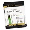 Southworth Southworth® Premium 25% Cotton Inkjet and Laser Paper SOU J344C