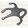 Sperian Survivair Max® 5-Strap Head Harness RP180 SPR 695-14900991