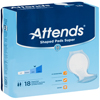 Attends Shaped Pads MON 16853101