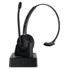 Spracht ZuM Maestro USB Softphone Headset, Monaural, Over-the-Head, Black SPT HS3010