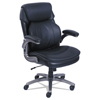 ergonomic: SertaPedic® Cosset Mid-Back Executive Chair