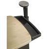 Stander: Stander - Utensil Compartment Accessory for Omni Tray, Black