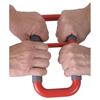 Stander: Stander - Handy Handle - Elderly Support Handle - Red