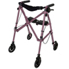 Able Life Space Saver Rollator - Regal Rose SRX 4250-RR