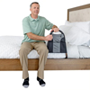 Stander: Stander - Bedside Econorail - Travel Bed Rail & Standing Handle