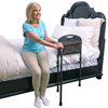 Stander: Stander - Mobility Bed Rail - Adjustable Leg Support & Swing-out Standing Handle