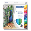 Staedtler Staedtler® Triangular Colored Pencil Set STD 1270C72A6