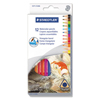 Staedtler Triangular Watercolor Pencil Set STD 1271C12A6