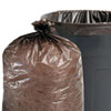 Stout Stout® Total Recycled Content Low Density Trash Bags STO T3340B13
