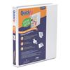 Stride Writing Stride QuickFit® Round-Ring View Binder STW 88010